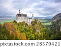 Neuschwanstein castle (Fussen Bavaria), Germany 28570421