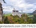 Neuschwanstein castle (Fussen Bavaria), Germany 28570423