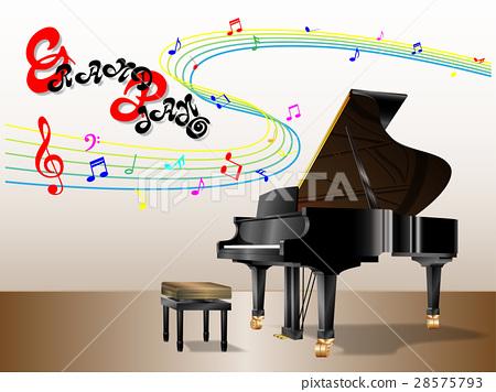 Grand piano No 2 28575793