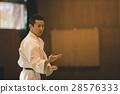 martial artist 28576333