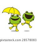 青蛙 雨季 梅雨 28578083