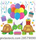 Party turtles theme image 1 28579090