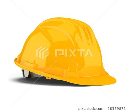 construction helmet 28579873