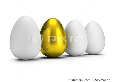 one golden egg 28579877