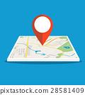แผนที่,ถนน,เมือง 28581409