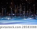 비 에이 푸른 연못 조명 28583088