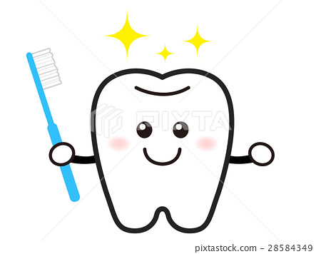 toothpaste, teeth, tooth 28584349