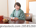 ผู้หญิงอาวุโสเรียวกัง 28585260