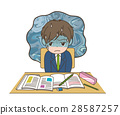 A falling boy student 28587257