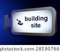 building, wall, site 28590766