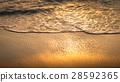 巴厘島 日落 海 28592365