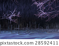 blue pond, aoiike, biei 28592411