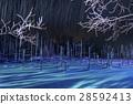 blue pond, aoiike, biei 28592413