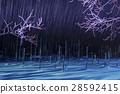 blue pond, aoiike, biei 28592415