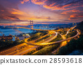 Tsing ma bridge 28593618