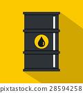 oil, barrel, flat 28594258