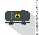 fuel, icon, train 28594373