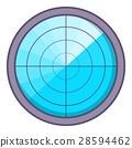 radar,icon,cartoon 28594462