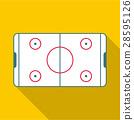 冰球 曲棍球 溜冰场 28595126