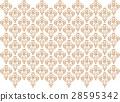 장식 벽지 패턴 28595342