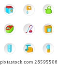 devices, home, icon 28595506