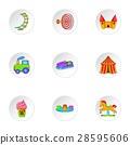icon vector set 28595606