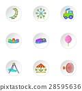 icon vector set 28595636