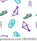 รถจักรยาน,จักรยาน,เวกเตอร์ 28595865