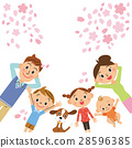 cherry blossom tree 28596385