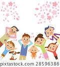 cherry blossom tree 28596386