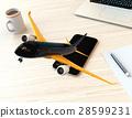 飛機 智能手機 智慧手機 28599231