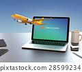 飛機 數位 電子 28599234