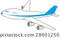 Jet, Plane, airplane 28601256