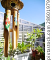 Bamboo wind chimes 28601979