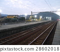 台鐵月台火車 28602018