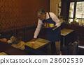 咖啡店 咖啡廳 男人 28602539