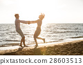 happiness and romantic Scene of love couples 28603513