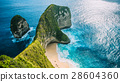 Manta Bay or Kelingking Beach on Nusa Penida 28604360