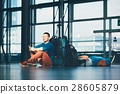 Airport, passenger, men 28605879