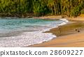 巴厘島 日落 海 28609227