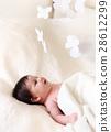 baby, blanket, butterfly 28612299