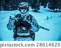 soldier, war, rifle 28614620