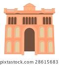 宮殿 ICON 圖示 28615683
