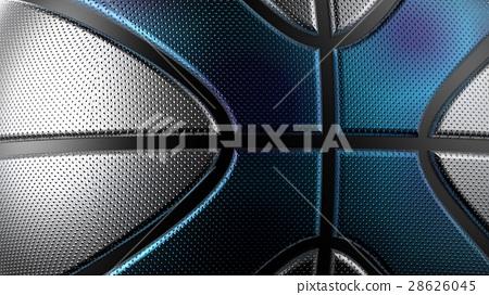 농구 3 차원 컴퓨터 CG 28626045