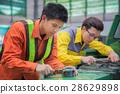 技术员 调整 工人 28629898