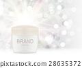 cream bottle cosmetic 28635372
