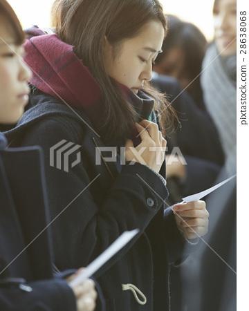 女性 高中生 考试结果公布 28638068