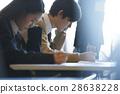 学生参加考试场地考试 28638228