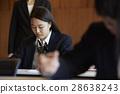 学生参加考试场地考试 28638243