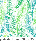 vector wheat background 28638956